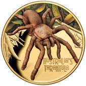 Gold Deadly & Dangerous - Tarantel 1 oz PP 2020