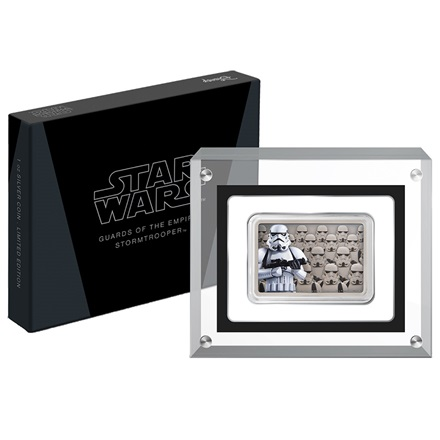 Silber STAR WARS - Guards - Stormtrooper 1 oz - 2020